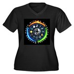 Balance Force Plus Size T-Shirt