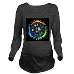 Balance Force Long Sleeve Maternity T-Shirt