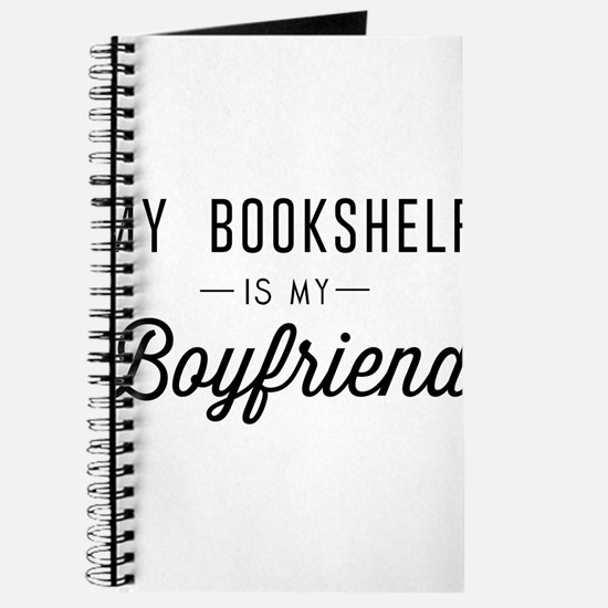 My book shelf is my boyfriend Journal
