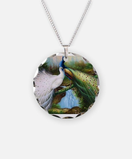 peacocks Necklace