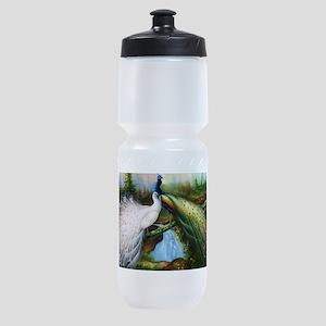 peacocks Sports Bottle