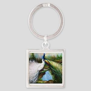 peacocks Keychains