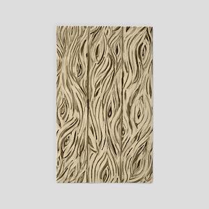 3 Wood Boards Planks French Oak Grain Scream Signa