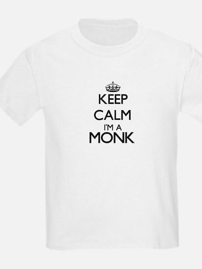 Keep calm I'm a Monk T-Shirt