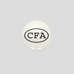 CFA Oval Mini Button