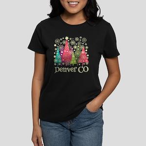 Denver Colorado Women's Dark T-Shirt