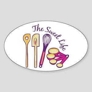 Sweet Life Sticker