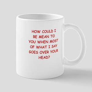 mean Mugs