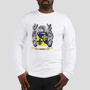 Shee Coat of Arms - Family Cre Long Sleeve T-Shirt