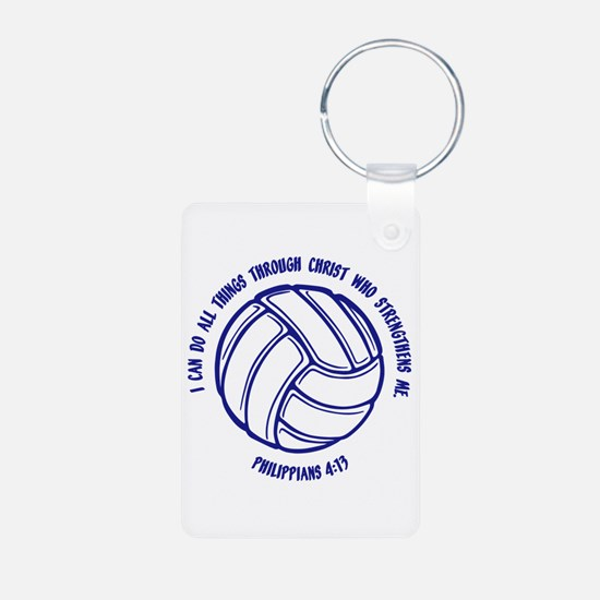 PHIL 4:13 (2-sided) Keychains