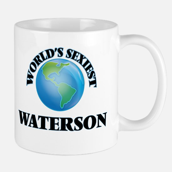 World's Sexiest Waterson Mugs