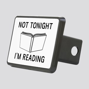 Not tonight I'm reading Hitch Cover