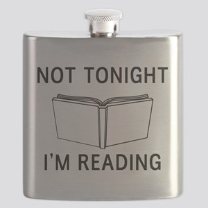 Not tonight I'm reading Flask