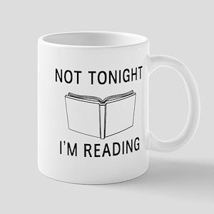 Not tonight I'm reading Mugs