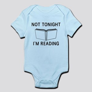 Not tonight I'm reading Body Suit