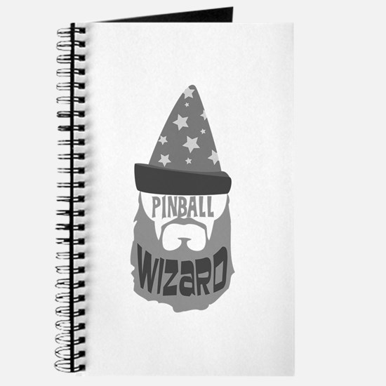 pinball wizard Journal