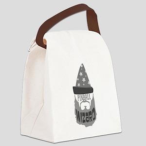 pinball wizard Canvas Lunch Bag