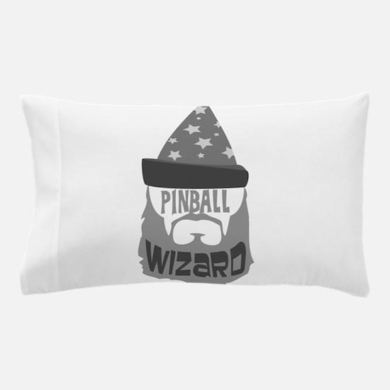 pinball wizard Pillow Case