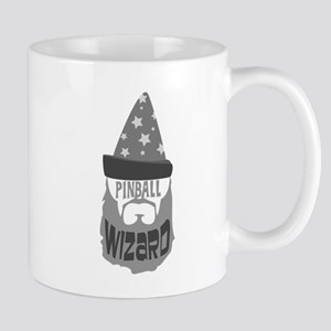 pinball wizard Mugs