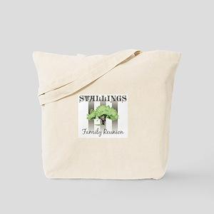STALLINGS family reunion (tre Tote Bag