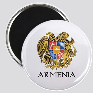 Armenian Coat of Arms Magnet