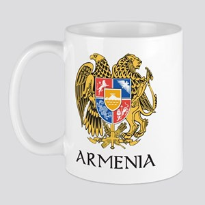 Armenian Coat of Arms Mug