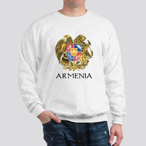 Armenian Coat of Arms Sweatshirt