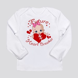 Future HeartBreaker Gir Long Sleeve Infant T-Shirt
