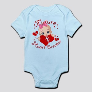 Future HeartBreaker Gir Infant Bodysuit