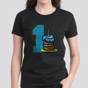 Cake with One Candle T-Shirt