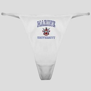 MARINE University Classic Thong