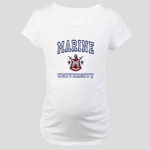 MARINE University Maternity T-Shirt