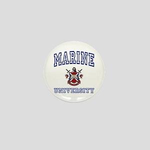 MARINE University Mini Button