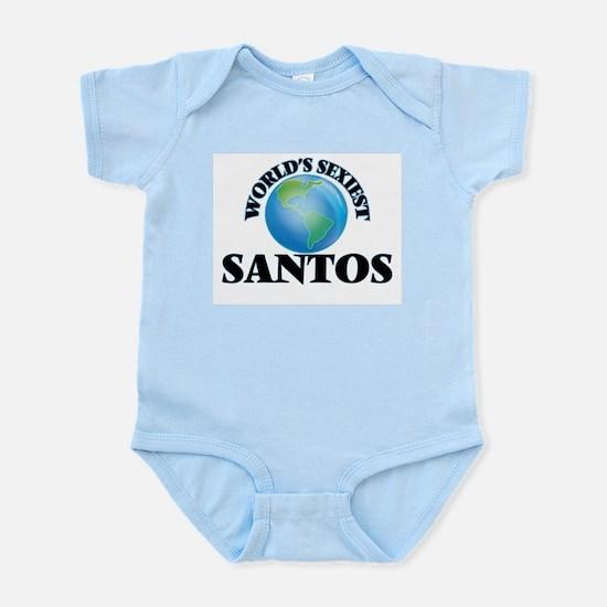 World's Sexiest Santos Body Suit