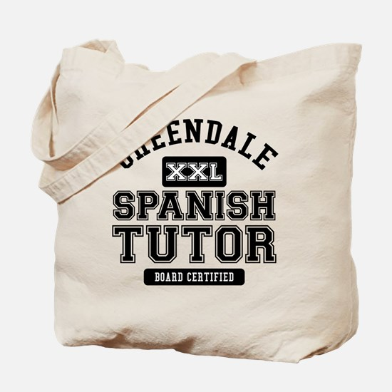Greendale Spanish Tutor Tote Bag