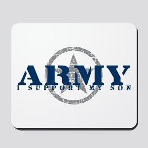 Army - I Support My Son Mousepad