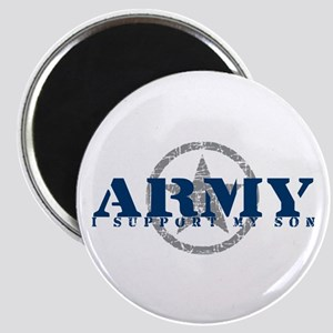 Army - I Support My Son Magnet