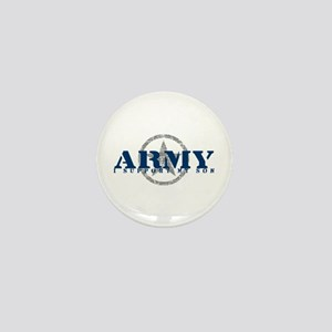 Army - I Support My Son Mini Button