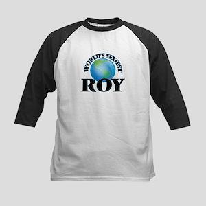 World's Sexiest Roy Baseball Jersey