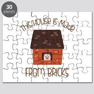 Made From Bricks Puzzle