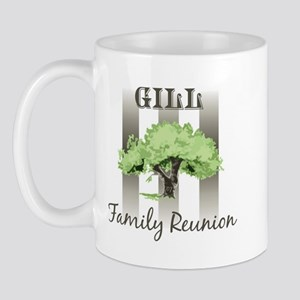 GILL family reunion (tree) Mug