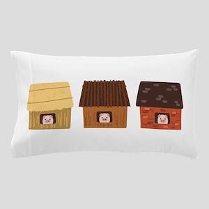 Three Pigs Pillow Case