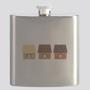 Three Pigs Flask