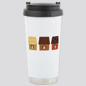 Three Pigs Travel Mug