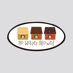No Wolves Allowed Patches
