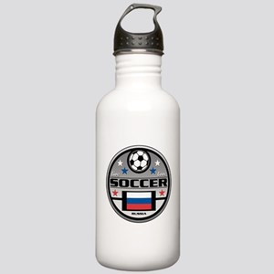 Live Love Soccer Russi Stainless Water Bottle 1.0L