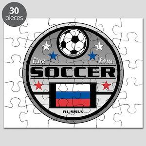 Live Love Soccer Russia Puzzle