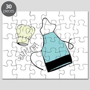 Happy Chef Puzzle
