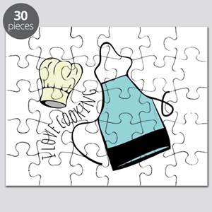 Love Cooking Puzzle