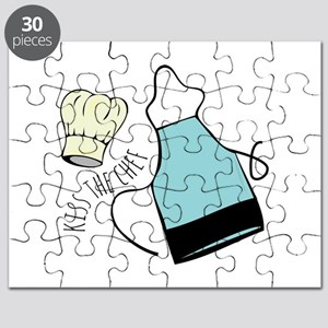 Kiss The Chef Puzzle